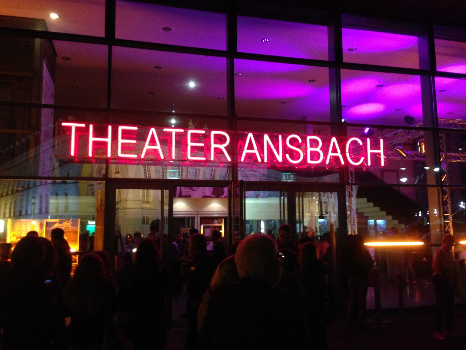 Schlosslichtspiele Ansbach
