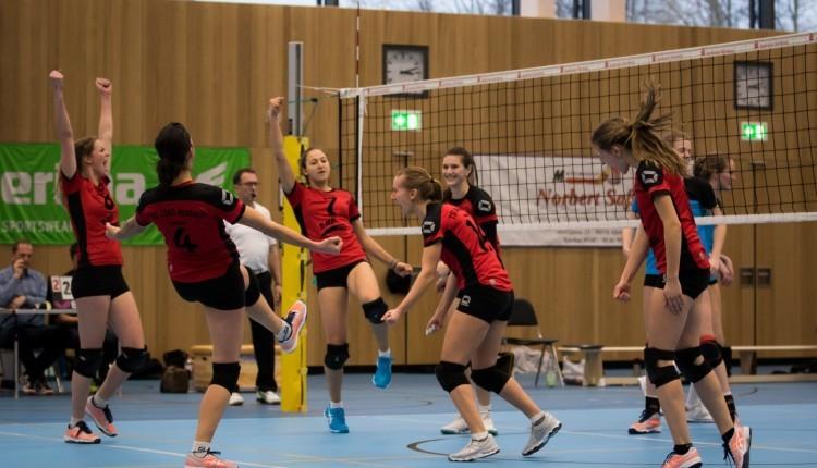 TSV 1860 Ansbach Volleyball - Die Mädels treffen am