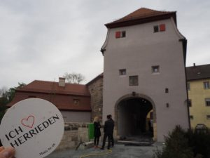 Stadtschloss Herrieden Offnet Seine Tore Frankischer De