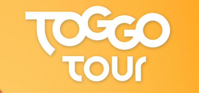 Toggo Tour 2021 Städte